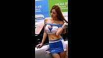 Korean Model Cleavage -naughtycamvideos.net Preview