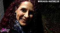 T*nder-Date eskaliert - Spermabombe im Gesicht von Mara Martinez! - 9Club.Top