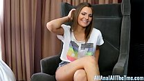 Sexy Teen Shyla Ryder Gets Ass Fucked for All Anal! thumbnail