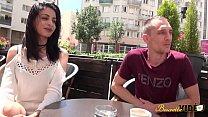 17106 Mélissa fait une vidéo porno pour l'enterrement de vie de garçon de son futur mari preview