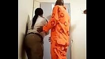 Mzansi Prison Warder And Inmate