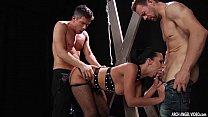 Jada Stevens loving hard anal and double penetration sex Vorschaubild