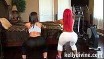 PiNky & KellY Divine threesome thumb