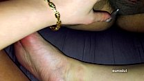 5760 Euroslut Tortures Boyfriend's Testicles with Needle - Hot Extreme CBT Dirty Talk preview