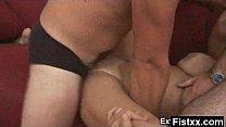 Superb Titty Enthralling Fisting Slut Secretly Screwed Vorschaubild