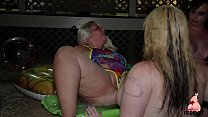 Sexy PAWGS Virgo And Big Booty Friends Eat Puss
