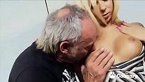 Nude bath • Christine Love Drains A Pervy Old Cock thumbnail