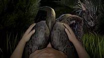 Argonians Cumming in Skyrim