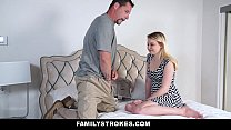 FamilStrokes - Learning About Sex From Step-Dad porn thumbnail