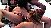 MILF Chyna White & Cream Boat Ride # 2 video