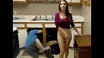 girl seducing plumber Preview