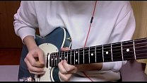 ジャパニーズファッキンフュージョンギタープレイ