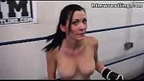 19515 Topless MMA Girl with Nice Tits preview