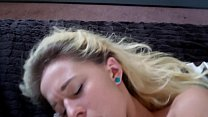 Hot college girl Sexy Aurora First Time goes hardcore orgasm thumbnail