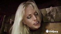 Kathy Anderson and Darina Have A Wild Sex Party thumbnail