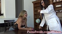 Busty Babe Arielle Makes Puma Swede Her Sex Toy! Preview