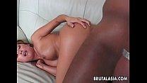 Alluring and curvy Asian slut has a bbc she sucks Preview