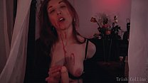 ASMR ROLEPLAY JOI   Interview With A Vampire