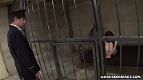 Ria Sakurai sucked dick in the jail, to get out