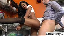 Sex Tape In Office With Slut Worker Busty Girl (anya ivy) mov-06 - 69VClub.Com