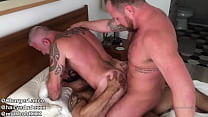 Lance Charger 3some