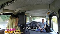 Female Fake Taxi Driver takes a facial for a fare ⁃ publoc agent thumbnail
