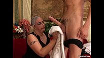 Granny Loves Big Dick video