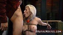 Amateur bdsm gangbang xxx Big-breasted ash-blonde ultra-cutie Cristi pornhub video
