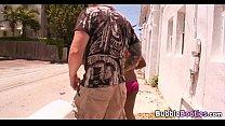 maxi mound ⁃ Thick booty black girl 12 thumbnail