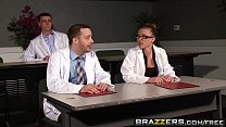 Brazzers - Doctor Adventures - Naughty Nurses scene starring Krissy Lynn and Erik Everhard