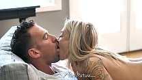 PureMature Mature inked up Synthia Fixx anal fuck with facial thumbnail