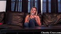 Locked up in chastity by Dacy Lynn pornhub video