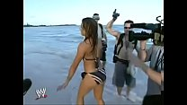 WWE Divas Bikini Montage