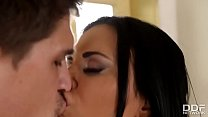 Glamour Submissive Jasmine Jae Spanked and Deeply Ass Fucked Preview