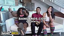 BANGBROS - Step Brother Lil D Gets To Fuck His Hot White Step Sister Julz Gotti - 69VClub.Com