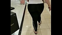 Booty pawg mature blonde