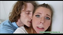Young And Cute Teen Step Sister Seduces Older S