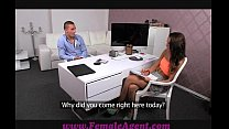 FemaleAgent Stamina stud must prove his worth Preview
