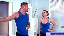 Lovely Mature Lady (Katja Kassin) With Big Boobs In Sex Act Scene mov-19