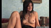 9354 Mom Lake Russell takes a big black cock in front of her son preview