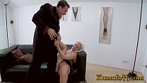 Kumalott - Blonde Milf ATM Cindy Dollar Hard Pounding Fuck Preview
