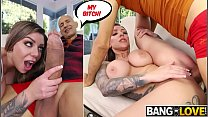 Karma RX Fucks the Biggest Dick's Thumb