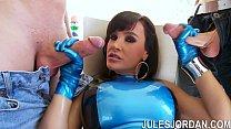 Image: Jules Jordan - Lisa Ann MILF Super Goddess Gets DP'd From Every Angle