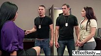(diamond kitty) Big Tits Office Girl Fucks Hardcore movie-17