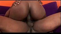 Chunky black asses for hard black cock Vol. 6