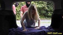 Slutwife Nikki gang fucked by many strangers Vorschaubild