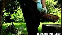 BBW Sandwich [뚱뚱한 여자 (fat girl)]