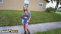 BANGBROS - Big Tits Blonde Kara Lee Tricked and Fucked By Tony Rubino