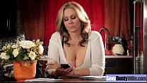 Hot Mature Lady (julia ann) With Big Round Tits...