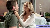 Hot Mature Lady (julia ann) With Big Round Tits Love Sex movie-18